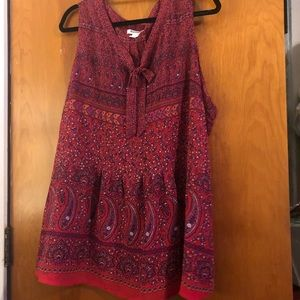 Old navy plus blouse